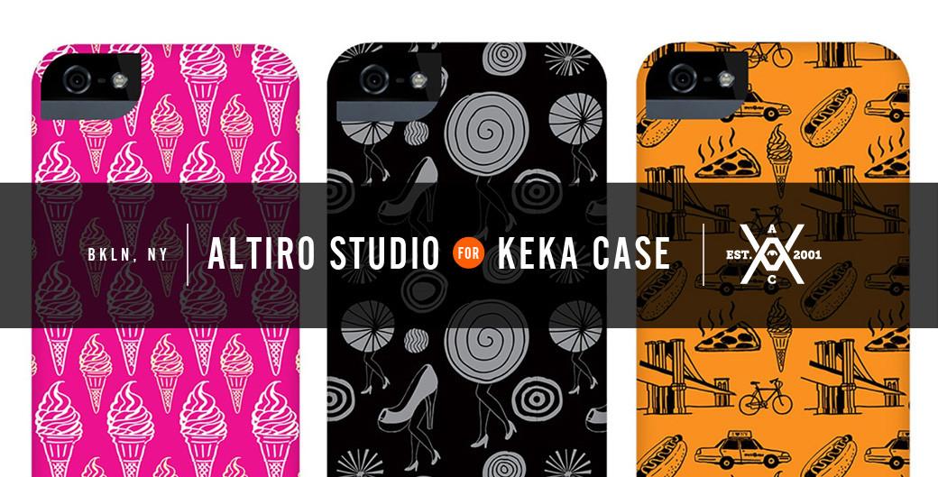 Altiro Studio for Keka Case